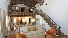 Inside Reese Witherspoon's Ojai Estate - The Family Room