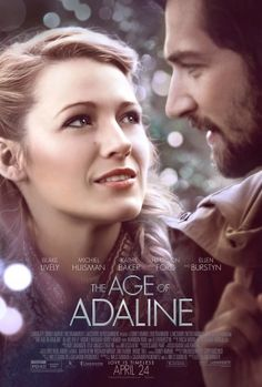 The Age of Adaline movie theatrical poster
