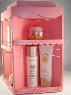 Etude House Princess Makeup Table 4