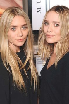 Ashley and Mary-Kate Olsen perfectionists? They freely admit it. That explains the deep dives for knowledge they make on any product category they consider entering. [Photo by Steve Eichner]
