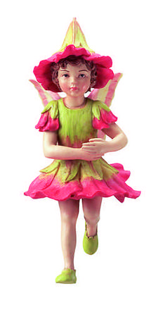 Retired Cicely Mary Barker Polyanthus Flower Garden Fairy Ornament Figurine NIB $35 ebay seller rogleykate