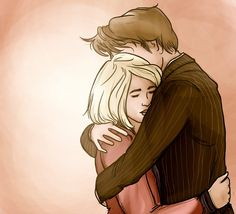Rose and The Doctor by ~anxiouspineapples on deviantART. Doctor Who
