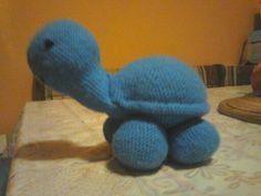 Kis kék teknős