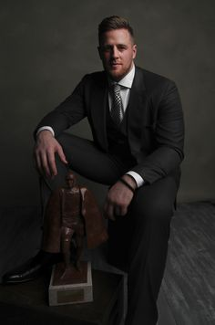 Introducing your Walter Payton Man of the Year  Houston Texans DE J.J. Watt.  Watt 480c005da