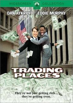 A snobbish investor and a wily street con-artist find their positions reversed as part of a bet by two callous millionaires. Top Comedy Movies, Don Ameche, Top Comedies, John Landis, Trading Places, Jamie Lee Curtis, Eddie Murphy, About Me Blog, Street Smart