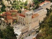 monasterio benedictino de Montserrat