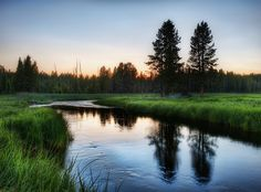 In Yellowstone by Trey Ratcliff