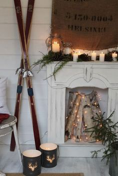 20 Chic & Festive Winter Décor Ideas That Are Anything but Basic #RueNow