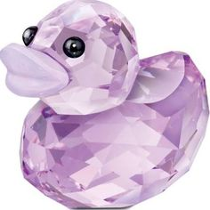 Swarovski Happy Duck Figurine - Lovely Lucy