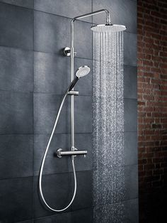 HSK Shower-Sets RS 200 Thermostaat