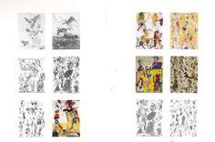 Bonifacio, Equipo Crónica, Gordillo, Saura exposición de obra gráfica contemporánea Fundación Antonio Pérez Cuenca 2004 #FundacionAntonioPerez #Cuenca