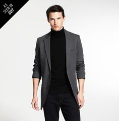 brand new 7c95a 5f179 Two-Button Hacking Jacket. Kenneth Cole New York. Fashion Advice, Mens  Style