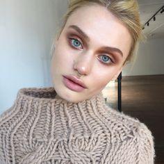 Nicole G @aniamilczarczyk | Make Up by Ania Milczarczyk