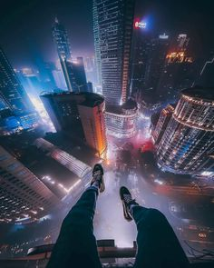 Cool Pictures, Cool Photos, Beautiful Pictures, Parkour, Urban Photography, Creative Photography, Perspective Photos, City Wallpaper, City Aesthetic