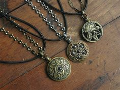 mymothersbuttons.com  Check website for stores that carry this beautiful handmade jewelry.  The buttons are over 100 years old from Europe.