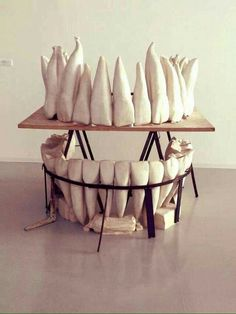 """dental-dam: """" Heyy dentist, pimp my table! Not sure exactly what the hell to tell about this pic… Look weird and creapy, but also interesting. Dental World, Dental Life, Dental Humor, Dental Hygiene, Happy Dental, Dentist Art, Dental Anatomy, Dental Technician, Dental Assistant"""