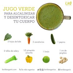 Todo a extractor o la licuadora (en este caso, agregar la mitad de cada ingrediente + agua/agua de coco) www.lavidaorganic.com #lavidaorganica #jugoverde #jugosverdes #detox #healthcoach #receta #Alcalino #organico #organic