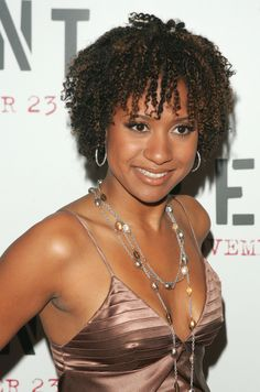 Tracie Thoms wearing Roberto Coin