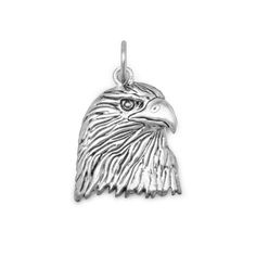 """Eagle """"Strength and Courage"""" Pendant"""