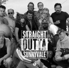 Straight outta Sunnyvale. Trailer park boys.