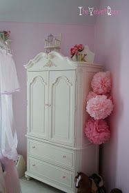 Beauty and the Beast inspired armoire