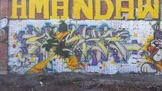 Brandon Lazore - (Onondaga) street mural Street Mural, Native American Art, Nativity, Comic Books, Comics, The Nativity, Cartoons, Cartoons, Comic