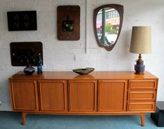 Noblett Teak Buffet  -  Model no. 143 | | Melbourne Retro Furniture | Melbourne Vintage Furniture | Australian Mid 20th Century | Danish Modern | Vintage Industrial