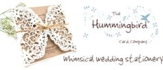 Laser Cut Wedding Invitations ~ Wedding Blog Sponsor