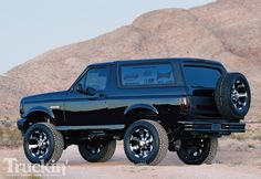 1991 blue color Ford Bronco classic SUV Sports Utiltiy Vehicle