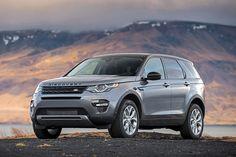 Land Rover Discovery (2017): Vorschau, Infos, Technik
