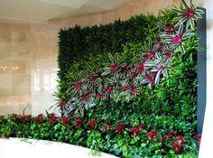 Jardines Verticales y su contribución al Medio Ambiente. | Cuidar de tus plantas es facilisimo.com