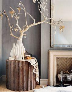 Os traços minimalistas, rústicos e orgânicos do design escandinavo aparecem nestas 16 decorações de Natal inspiradas na região nórdica