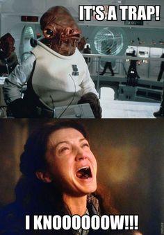 Star Wars vs. Game of Thrones - Neatorama