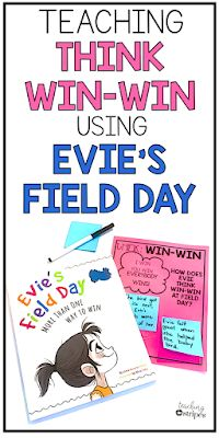 Think Win-Win with Evie's Field Day - Teaching in Stripes