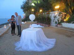 Wedding Cake Corner