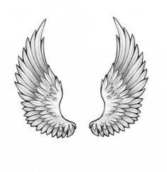 Wing tattoo: Tattoo Ideas Angel Wing Tattoos On Wrist Angel Wings . Bff Tattoos, Feather Tattoos, Trendy Tattoos, Foot Tattoos, Forearm Tattoos, Future Tattoos, Body Art Tattoos, Tattoo Drawings, Small Tattoos