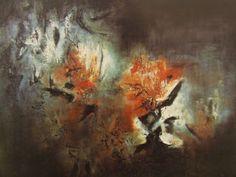 Art et Vie - Anne Dijon-Willame: Zao Wou-Ki, un peintre de la lumière et philosophe universel ...