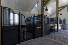 Grand Prix Village South horse facility in Wellington, Florida