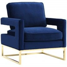 Avery Chair, Mauve - Fabric - Chairs - Furniture