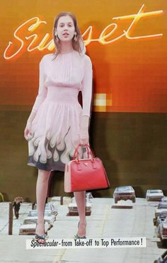 Prada Fantasy Lookbook Spring 2012
