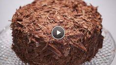 Christoffeltaart [recipe in Dutch] Dutch Recipes, Sweet Recipes, Baking Recipes, Cake Recipes, Rudolfs Bakery, Cake Cookies, Cupcake Cakes, Bake My Cake, Baking Bad