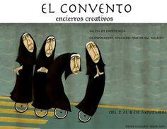 """NOV 2 Convocatoria: Feria de Diseño Independiente """"EL Convento"""""""