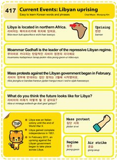 417 Current Events: Libyan uprising