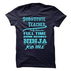 SUBSTITUTE TEACHER T-SHIRT T-SHIRTS, HOODIES, SWEATSHIRT (22.99$ ==► Shopping Now)
