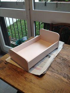 kleines holzbett f r puppen schlichtes und angesagtes design wie ein echtes bett detailsgr e. Black Bedroom Furniture Sets. Home Design Ideas