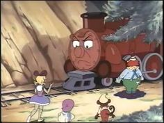 The Little Engine That Could - Full Movie (1991). Little Engine That Could, Second Language, Nostalgia, Engineering, Family Guy, Teacher, English, Youtube, Movies
