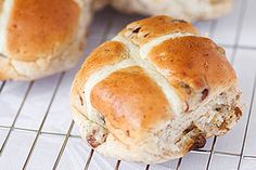 Paul Hollywood's hot cross buns