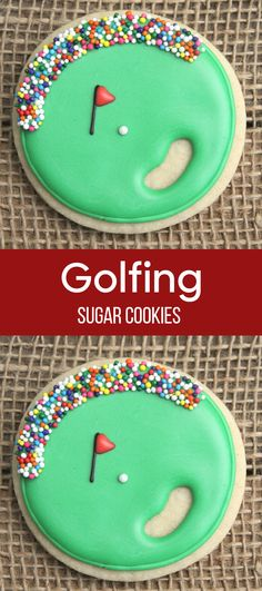 Away From Me - Classic Tee - Men's - Deep Forest Golf Ball Favors / G Golf Ball Favors / Golf Favors / Father's Day Gifts / Golf Party Decorations / Gifts for Dad / Golf Course Sugar Cookies Golf Cookies, Fancy Cookies, Iced Cookies, Cut Out Cookies, Cute Cookies, Sugar Cookies, Cookie Time, Cupcakes, Cupcake Cookies