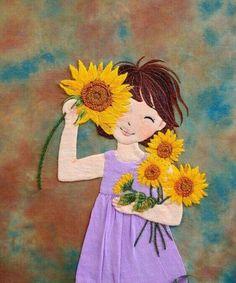 Beautiful Fantasy Art, Various Artists, Quilt Patterns, Pop Art, Applique, Illustration Art, Quilts, Wallpaper, Drawings