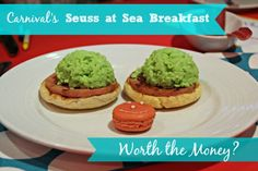 Is Carnival's Seuss at Sea Green Eggs & Ham Worth the Additional Cost? #CruisingCarnival